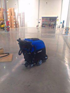 Dịch vụ cho thuê máy chà sàn liên hợp Clepro C50E